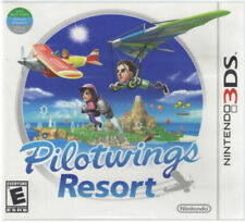 Nintendo 3DS Video Games Pilotwings Resort