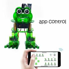 Frog Robot Diy Car Kits Arduino Graphical Programming Ios Android App Control