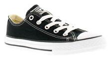 Ropa, calzado y complementos de niño Converse de color principal negro de lona