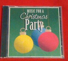 Music For A Christmas Party by Various Aritsts (CD - 1994 Mistletoe)*Free Ship*