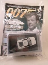 Eaglemoss - James Bond 007 Collection - Ausgabe 16 - Lotus Esprit   NEU / OVP