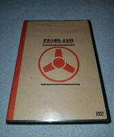 Pearl Jam-Single Video Theory DVD *RARE oop