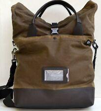 Jack Spade Unknown Cargo Tote Cotton/Leather Olive Bag Handbag NWT MSRP$498.00