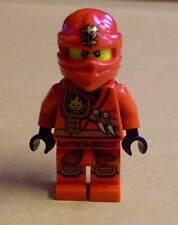 Lego Ninja Ninjago - Kai - Scabbard Figur ( rot mit Schwerthalterung ) Neu