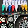 Neu Permanent Wasserdicht Lackmarker Farbe Marker Stift Auto Reifen Metall MIDE