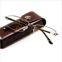 High Quality Multi-focus Reading Glasses Unisex Hyperopia Myopia Progressive Box
