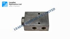Bosch Rexroth Compact Hyrdaulics / Oil Control R930002377 / 055279109701000