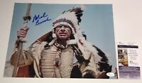 Mel Brooks BLAZING SADDLES Signed 11X14 Photo IN PERSON Autograph PROOF JSA COA