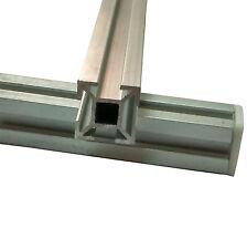 2 pcs 20X20 - 500mm (0.5 meter) Long Aluminium Extruded profile With End Cap