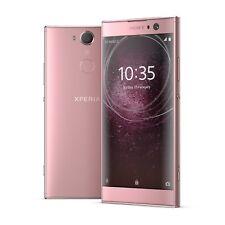 """NUOVO Sony Xperia XA2 Rosa 32GB 4G LTE WIFI NFC GPS 23MP 5.2"""" Smartphone Sbloccato"""