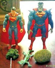 DC Comics SUPERMAN Action Figures SUPERMAN DOOMSDAY 6 Inch scale