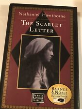 The Scarlet Letter Hard Cover Book New