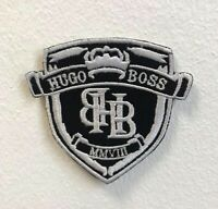 Hugo Boss Art Badge Clothes Iron on Sew on Embroidered Patch