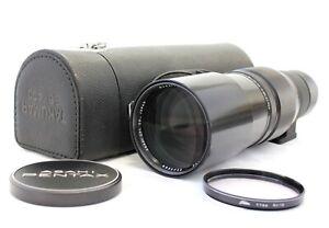 [Near Mint] Pentax Asahi SMC Super Multi Coated Takumar 400mm F/5.6 M42 Lens