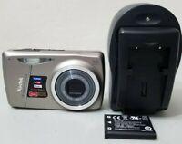 Kodak EasyShare M550 12.3MP Digital Camera - Tan *GOOD/TESTED*