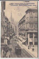 Kleinformat Ansichtskarten vor 1914 aus Europa mit dem Thema Straßenbahn