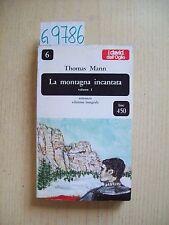 T. MANN - LA MONTAGNA INCANTATA - I VOL. - DALL'OGLIO EDITORE - 1965