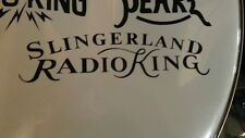 Radio King Slingerland 40's Vintage Logo Replacement