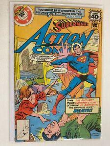 Action Comics #492 4.0 VG (1979 Whitman)