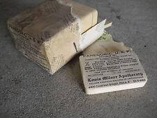 BIG Lot of Vintage 1900s Unused Apothecary Bottle Labels Paregoric USP Morphine