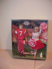 Mattel Barbie and Ken Campus Spirit NRFB Vintage  Reproduction Football
