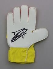 Thibaut Courtois Signed Goalkeeper Glove Chelsea Belgium Autograph Memorabilia