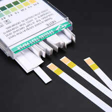 100 PH Indicator Test Strips 4.5-9 Paper Litmus Tester Laboratory Urine & Saliva