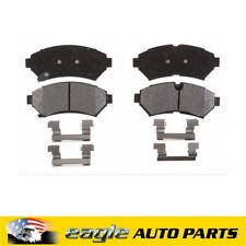 CADILLAC SEVILLE FRONT BRAKE PADS 1998 1999 # D753MX