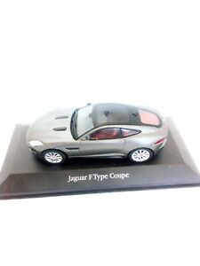 ATLAS EDITION JAGUAR F TYPE COUPE 1/43 SCALE