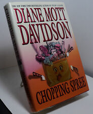 Chopping Spree by Diane Mott Davidson - First edition