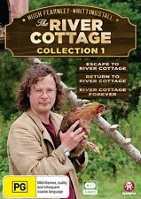 The River Cottage Collection 1 NEW R4 DVD