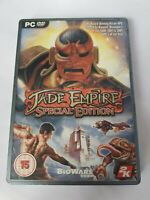 Jade Empire Special Edition PC DVD ROM Bioware Corp 2K