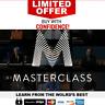 Masterclass All Access ✔️Premuim 3 years WARRANTY✔️ SUPPORT ✔️ SALE ✔️