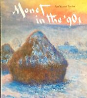 Monet in the '90s: The Series Paintings (Book), Tucker, Paul Hayes, VGC
