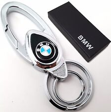 BMW metallo portachiavi Portachiavi con confezione regalo