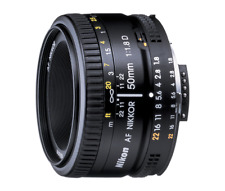 NEW Nikon 2137 Nikkor AF 50mm f/1.8D Lens F1.8 CAMERA LENS & OUR WARRANTY