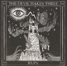 The Devil Makes Three REDEMPTION & RUIN 180g +MP3s New Sealed Vinyl Record LP