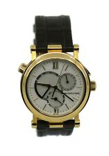 Van Cleef & Arpels Monsieur Calendar 18K Yellow Gold Watch HH2553