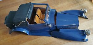 Pocher Rolls Royce Phantom II Sedanca bodywork only 1:8 scale