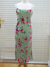 Crew Neck Formal Floral Maxi Dresses for Women