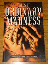 TALES OF ORDINARY MADNESS GRAPHIC NOVEL ONI PRESS GN 9781929998784