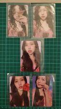 Twice - Taste of Love - Alcohol Free - Mina Photocard Membercard Card