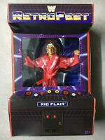 WWE Mattel Ric Flair Retrofest Gamestop Exclusive Elite Figure