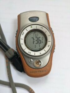 Terratech Techtrail Digital Compass Chronograph Thermometer