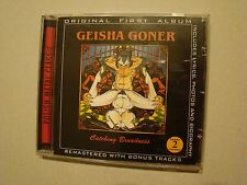Geisha Goner ‎– Catching Broadness CD