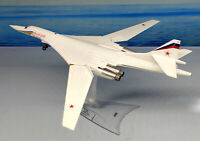 Russian TUPOLEV TU160 Blackjack long range strategic bomber 17 1/200 plane model