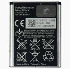 Batteries pour téléphone mobile et assistant personnel (PDA) Sony pour 600 - 1200 mAh