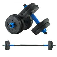 10KG-50KG Adjustable Weights Dumbbells Set, Free Weights Set With Connecting Rod