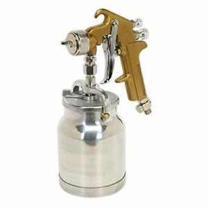 Sealey S701 Professional Suction Feed Spray Gun Set-Up