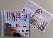 LANA DEL REY * HONEYMOON * AUSTRALIA 14 TRK CD w/ EXCLUSIVE POSTCARDS * BN&M!